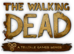 Logo oficial del videojuego de Telltale Games.