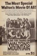 A Day for Thanks on Waltons Mountain