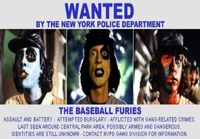 NYPD Wanted Poster