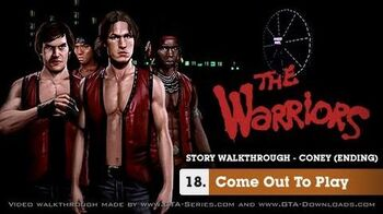 The_Warriors_-_Mission_18_-_Come_Out_To_Play