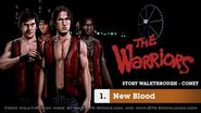 The Warriors - Intro & Mission 1 - New Blood