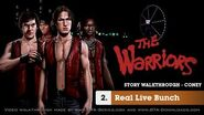 The Warriors - Mission 2 - Real Live Bunch
