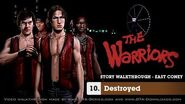 The Warriors - Mission 10 - Destroyed