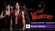 The Warriors - Flashback Mission D - Scout's Honor