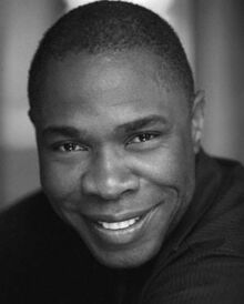 Michael Potts, Playbill photo.jpg