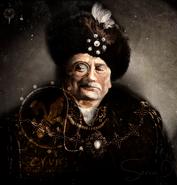 Pan andrzej sapkowski by serviadeath-d7ps2y1