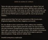 Diário de Adona de Carreas