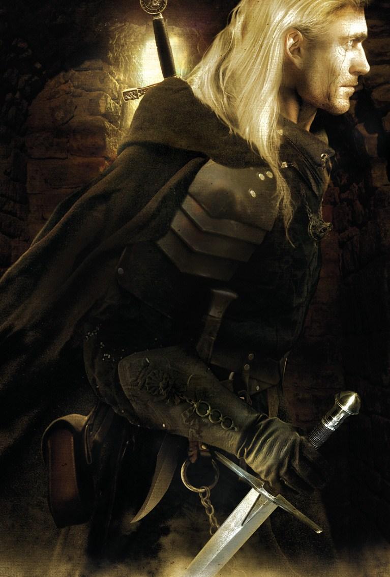 Geralt de Rívia