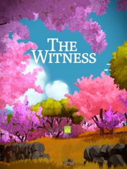 The Witness keyart.png