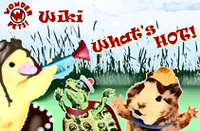 Wonder Pets! Wiki What's HOT!.png