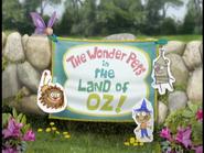 Wonder Pets Season 3 In the Land of Oz title