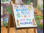 Save the Meerkats title