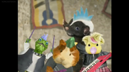 Skunky and the wonder pets