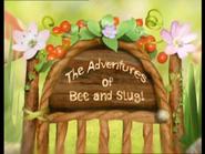 Adventures of Bee and Slug title