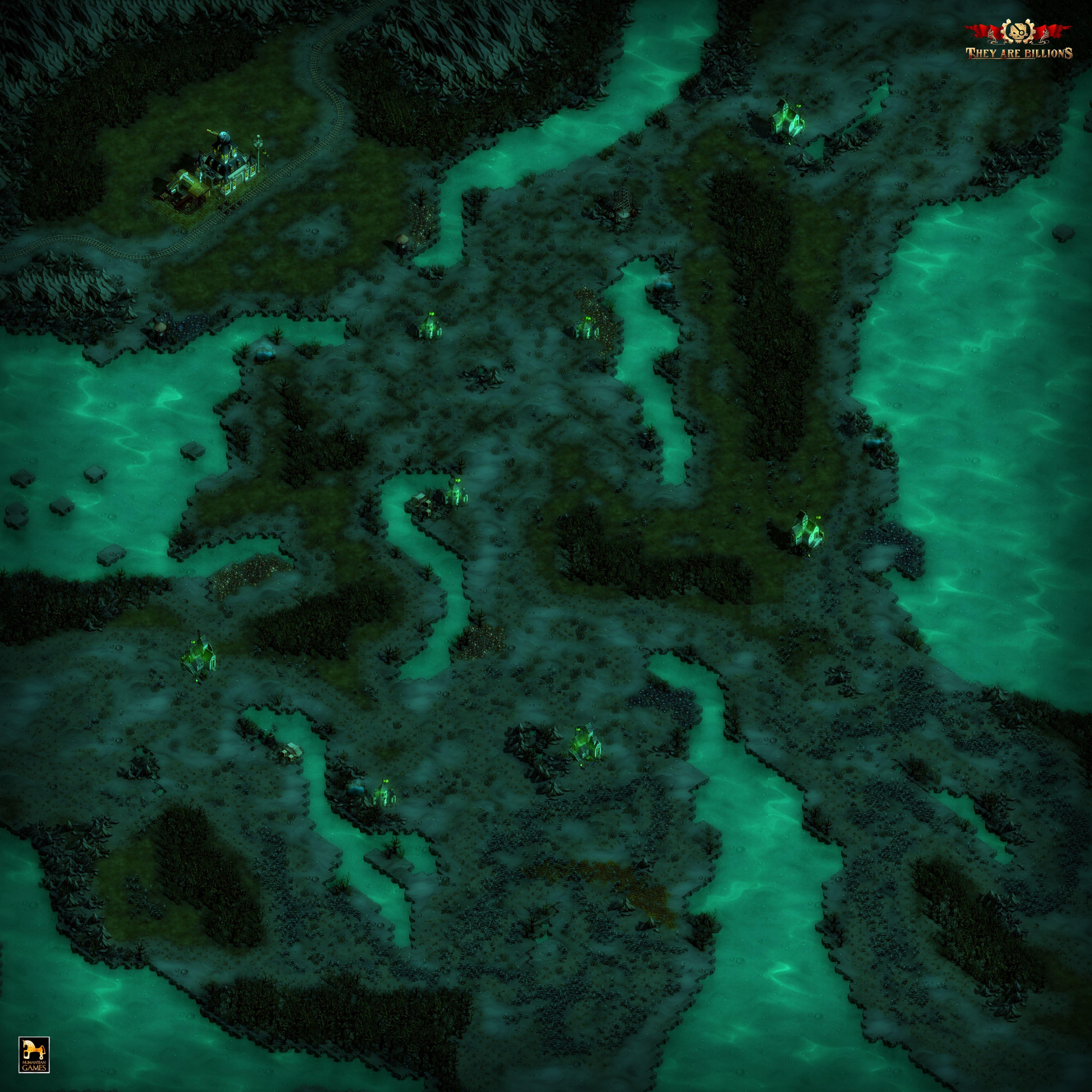 The Noxious Swamp