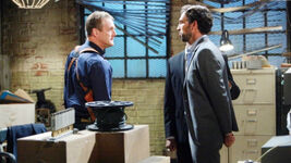 Paul interrogates Fisk