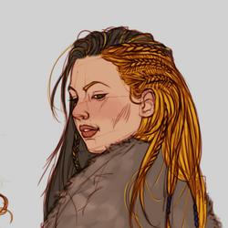 Beldish characters