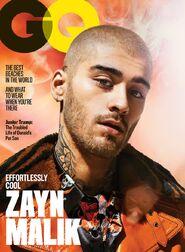 Zayn Malik Cover Story