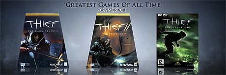 The Thief video game series