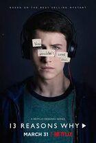 Clay Jensen affiche