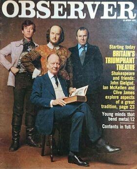 1975-04-13 Observer magazine 1 cover