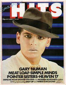 Gary Numan Smash Hits cover 1981-09-17.jpg
