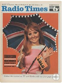 1969-03-29 RT 1 cover Lulu Eurovision from FB