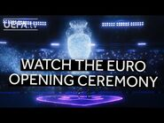 Relive the -EURO2020 Opening Ceremony virtual performance by Martin Garrix, Bono & The Edge