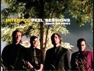 Interpol - NYC (Peel Sessions)