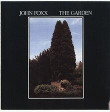 John Foxx - The Garden (front cover).jpg