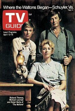 1974-04-13 TV Guide USA 1 cover