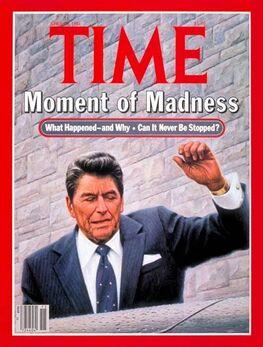 1981-04-13 Time cover Reagan