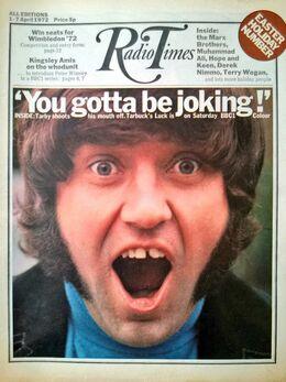 1972-04-01 RT 1 cover Jimmy Tarbuck