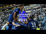 Champions Of Europe 2021