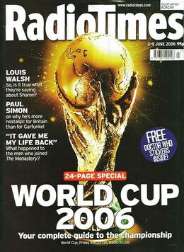 2006-06-03 RT 1 cover World Cup