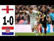 England vs Croatia 1-0 Extended Highlights & Goals