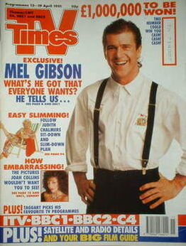 1991-04-13 TVT 1 cover