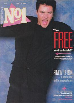1985-09-14 No1 1 cover