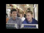 Electronic (Bernard Sumner and Johnny Marr) - MTV News Interview 1992