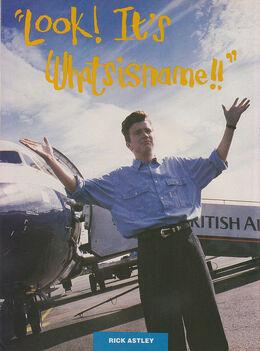 1987-09-09 Smash Hits Rick Astley feature 1 p.22