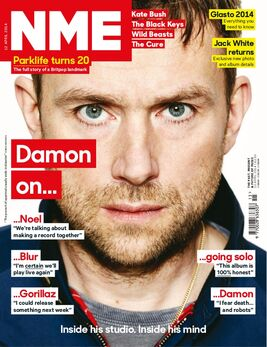 2014-04-12 NME 1 cover