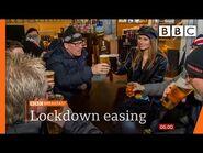 Be responsible, says Boris Johnson as England lockdown eases @BBC News live 🔴 BBC