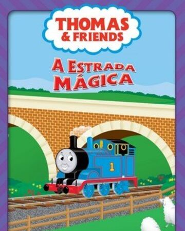 Thomas e a Estrada Magica.jpg