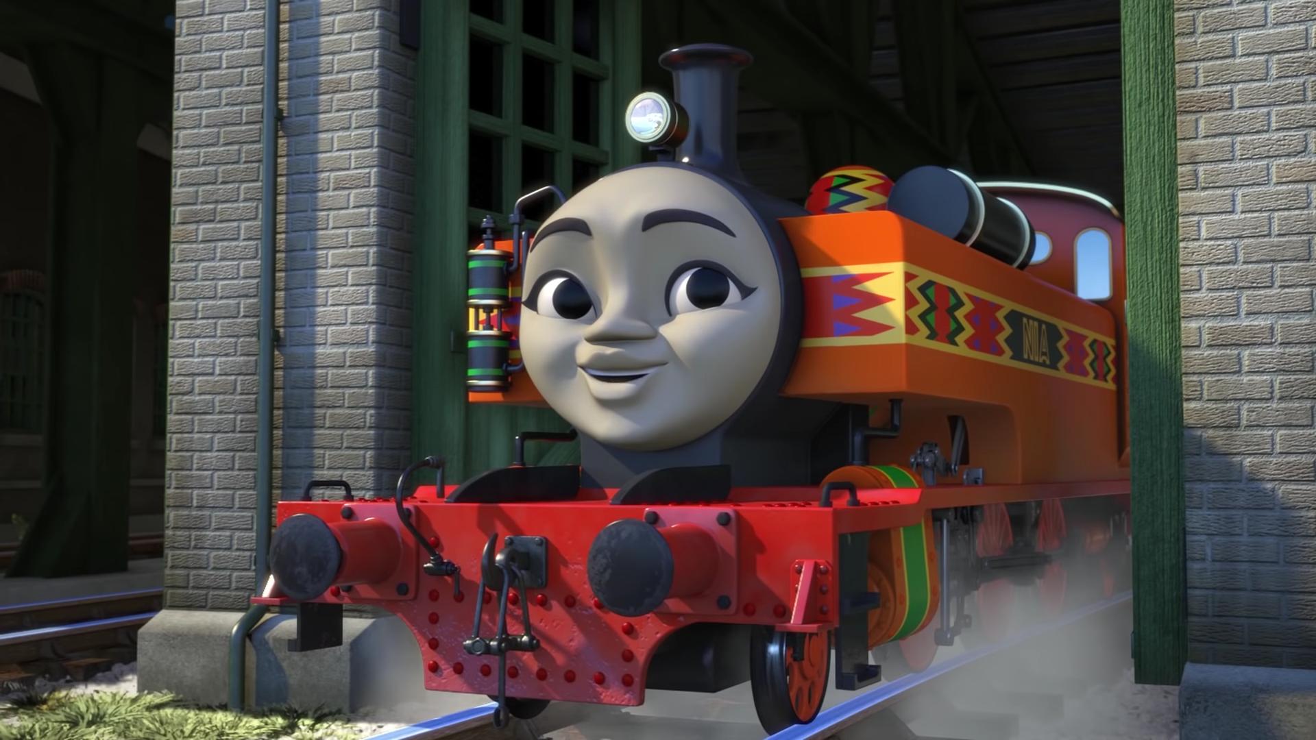 Thomas /& Friends Adventures Nia
