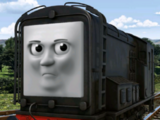 Liste aller Dieselloks aus Thomas & seine Freunde