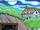 Die verlassene Mine und Hütte