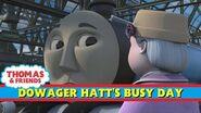 Dowager Hatt's Busy Day - UK