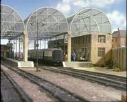 5 Thomas' Train