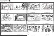 PercyTheSnowmanStoryboard1