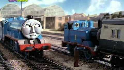 Thomas a gőzmozdony-Thomas és Gordon 1
